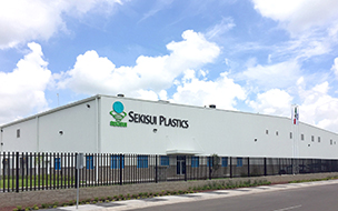 The Sekisui Plastics S.A. de C.V. was founded in Mexico.