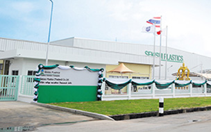 Sekisui Plastics (Thailand) Co., Ltd. was founded.
